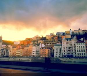 Vieillei ville, Lyon